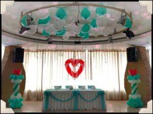Оформление Воздушными шарами «Воздушный ШАРм»
