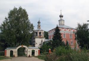 Свято-Никольский женский епархиальный монастырь